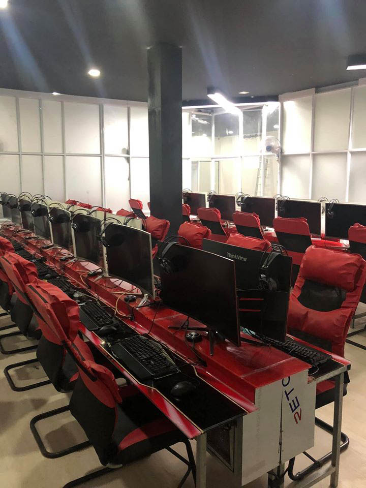 Cyber Gaming Bảo Khang 39