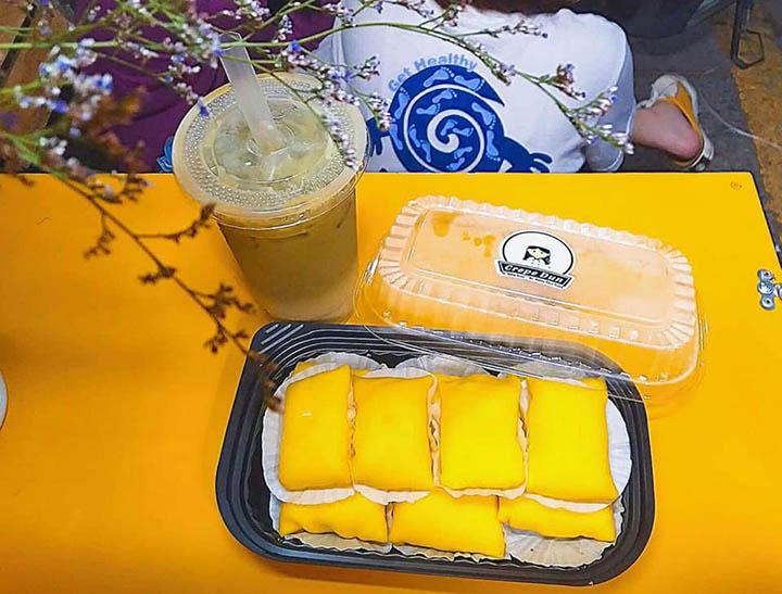 Ghim ngay tọa độ tiệm bánh Crepe Dun xịn xò nhất Biên Hòa