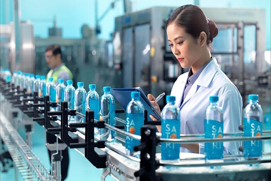 Công ty sản xuất nước uống đóng chai chất lượng tại Đồng Nai