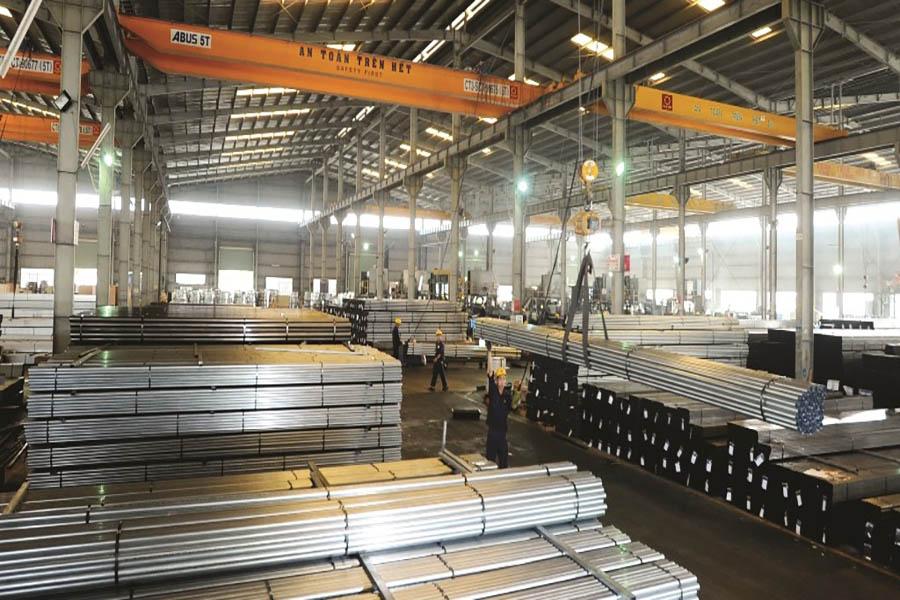 TOP 10 công ty sản xuất thép hàng đầu tại Đồng Nai