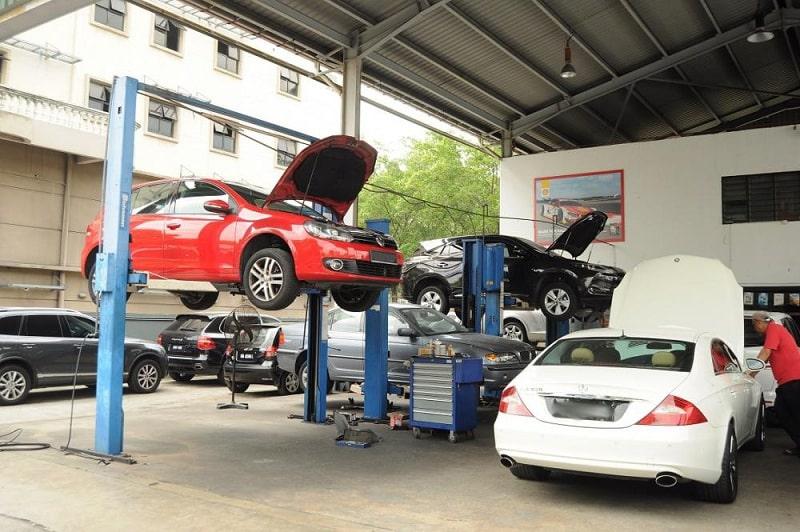 TOP 10 gara sửa chữa ô tô uy tín và chất lượng tại Đồng Nai