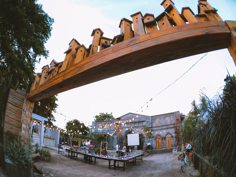 Phim trường Hera – Phim trường đẹp nhất Biên Hòa