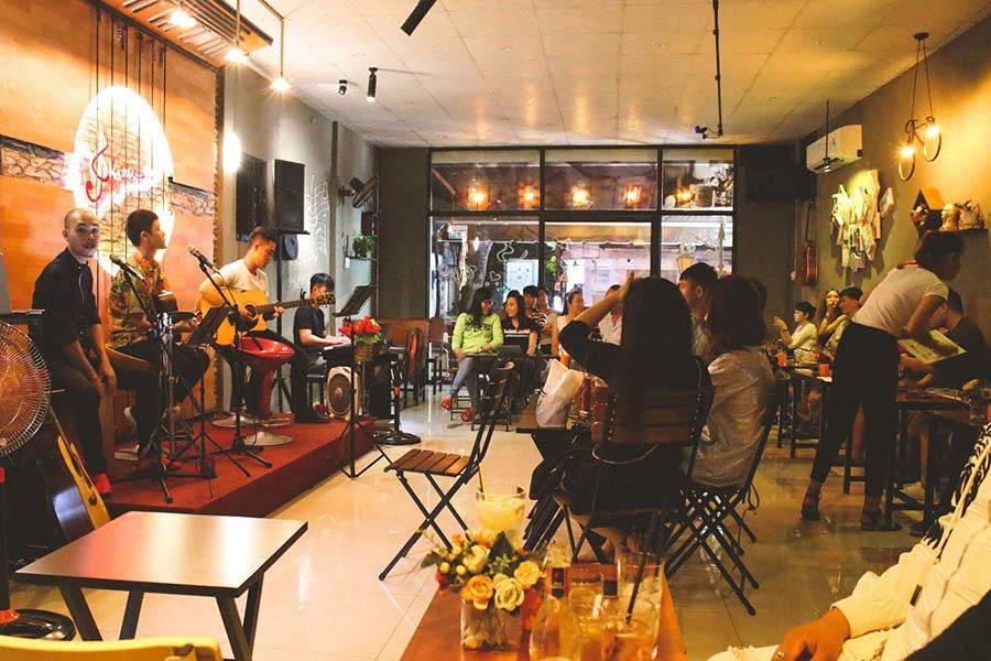 TOP 10 quán cafe nghe nhạc Acoustic tại Biên Hòa Đồng Nai