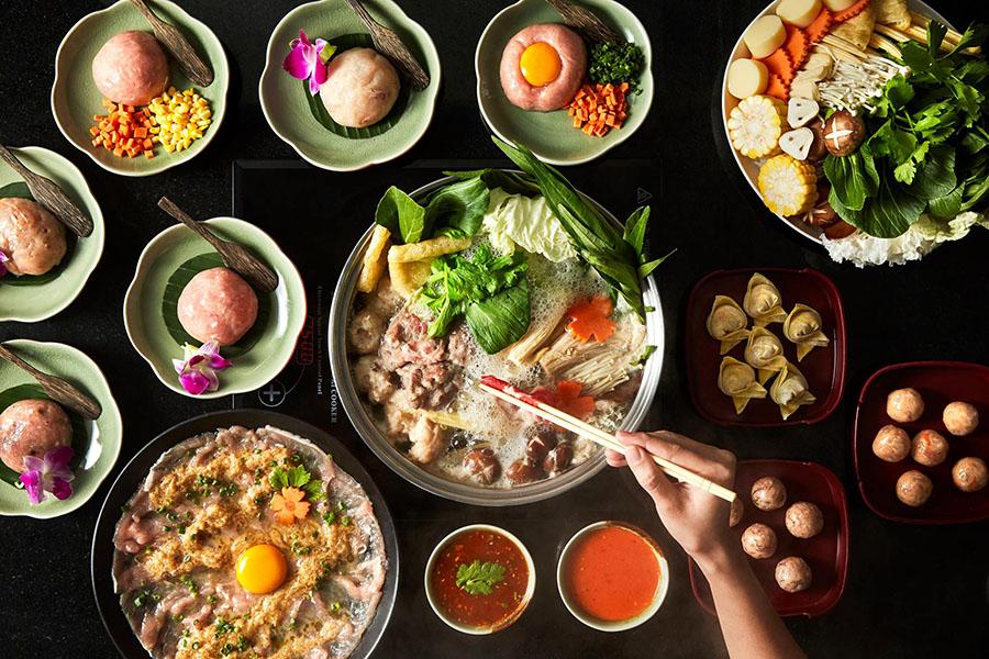 Ăn lẩu mùa mưa tại TOP 10+ quán lẩu siêu ngon ở Biên Hòa