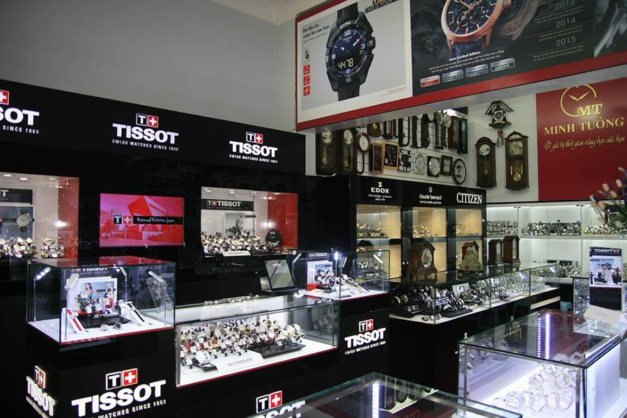 TOP 10 shop đồng hồ đẹp chính hãng ở Biên Hòa Đồng Nai