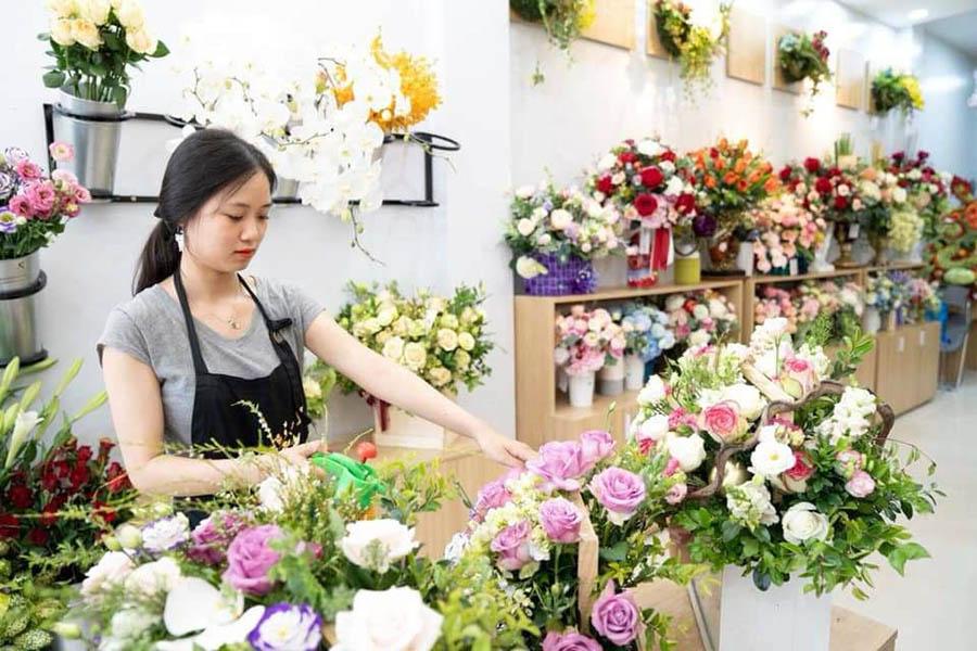 TOP 10 shop hoa tươi đẹp nhất tại Đồng Nai