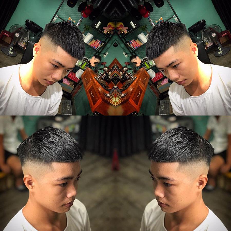 Tiệm cắt tóc đẹp Biên Hòa