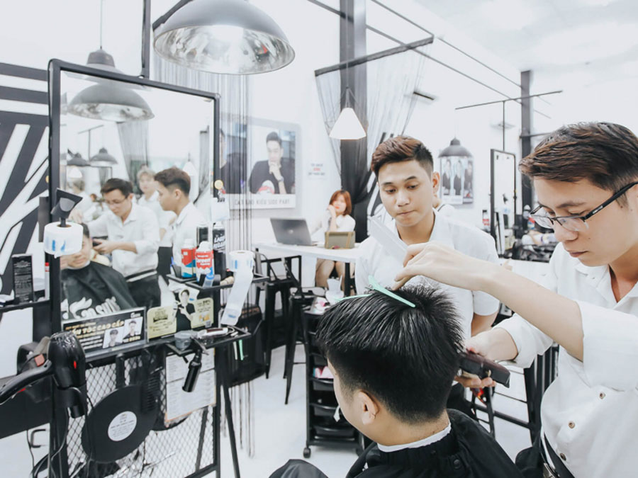 """""""Bảnh trai"""" ngay với TOP 7+ tiệm cắt tóc nam đẹp ở Biên Hòa"""