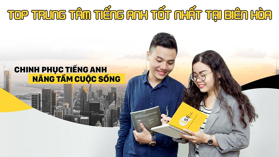 TOP 10 trung tâm tiếng anh tốt nhất Đồng Nai