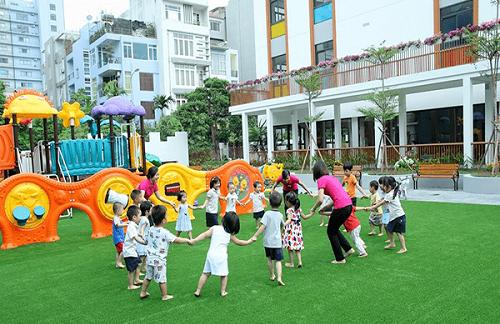 Danh sách 7 trường mầm non tại Biên Hòa chất lượng nhất