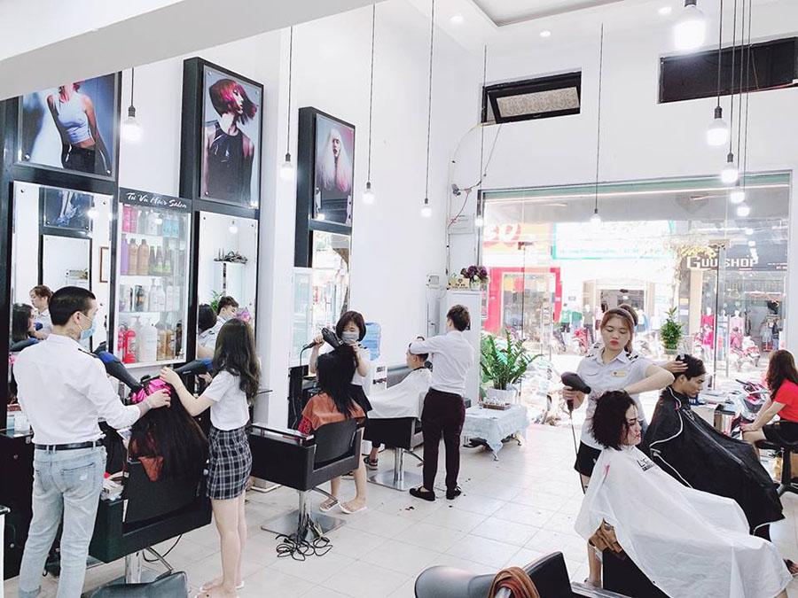 BỎ TÚI ngay 8 địa chỉ làm tóc đẹp nhất Biên Hòa