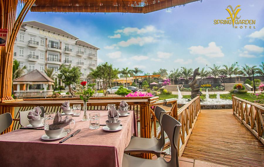 Spring Garden Hotel – Bình yên giữa phố thị!