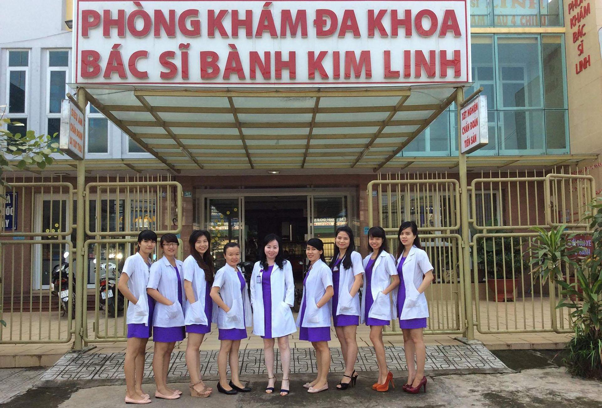 Giới thiệu Phòng khám đa khoa Bác sĩ Bành Kim Linh