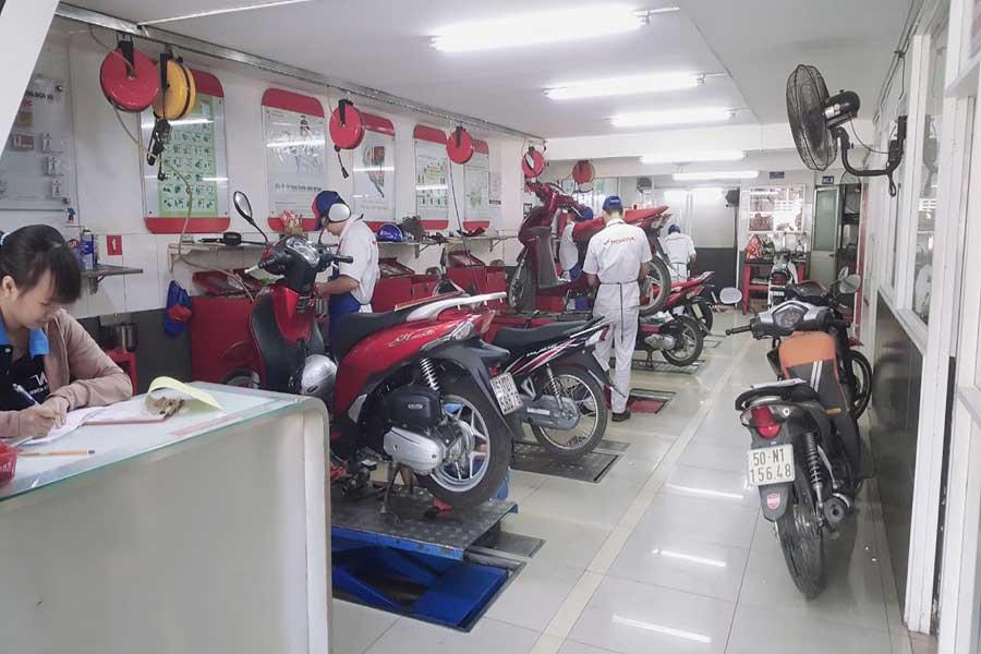 Top 5 Tiệm sửa chữa xe máy uy tín nhất TP. Biên Hòa, Đồng Nai