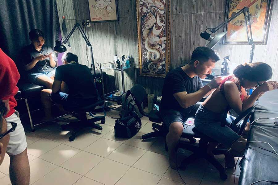 """Gợi ý 5 Shop xăm hình """" Tattoo"""" đẳng cấp nhất Biên Hòa – Đồng Nai"""