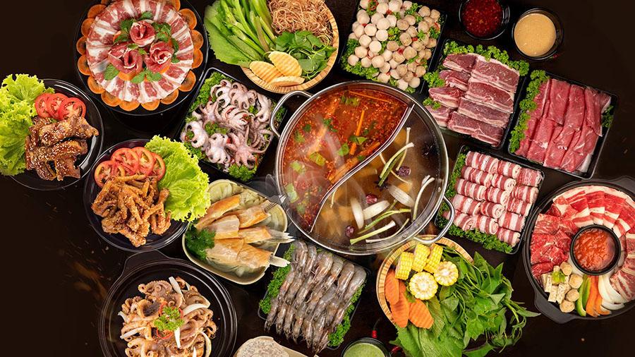 Khám phá 4+ nhà hàng Buffet lẩu siêu ngon ở Biên Hòa