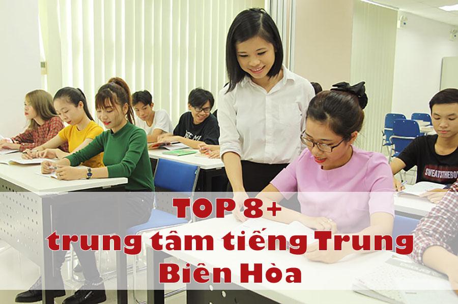 TOP 8+ trung tâm dạy tiếng Trung uy tín chất lượng ở Biên Hòa