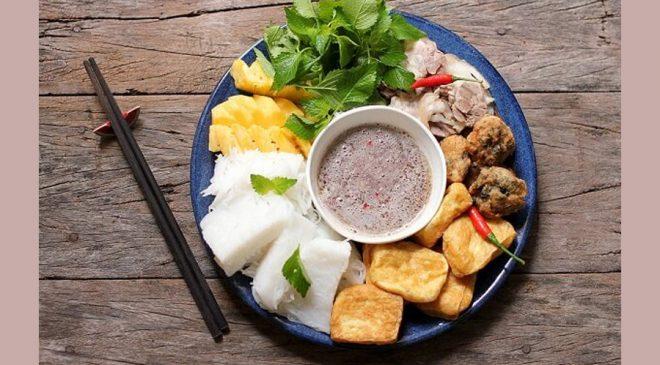 Top 5 Quán bún đậu mắm tôm ngon nhất TP. Biên Hòa, Đồng Nai