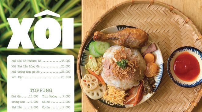 Top 5 Địa chỉ bán xôi ngon và chất lượng nhất TP. Biên Hòa, Đồng Nai.