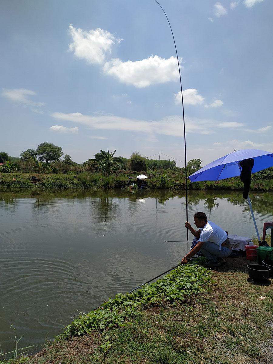 trung tâm Hồ câu cá giải trí bảo đại giá rẻ