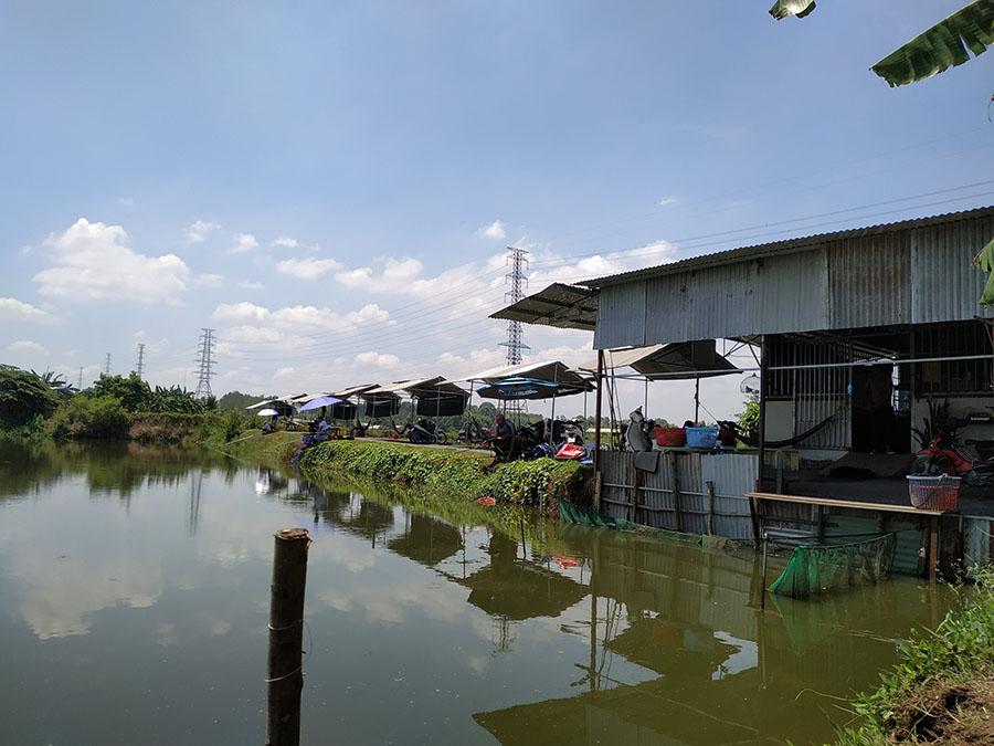 địa chỉ Hồ câu cá giải trí bảo đại giải trí